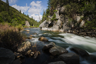 Granite Creek, Kings-Canyon National Park, CA | Roland Krinner