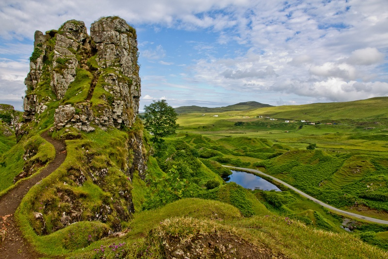 Fairy Glen Skye