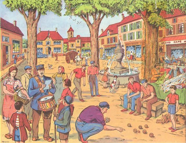 17 le village