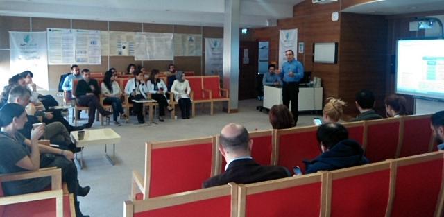 """Üsküdar Üniversitesi akademisyenlerine """"Yükseköğretim yeterlilikler"""" eğitimi verildi."""