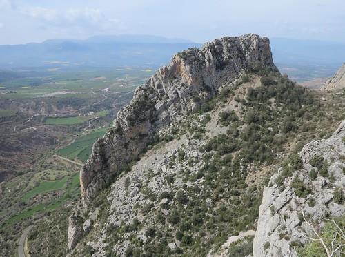 rock landscape spain valley limestone catalunya abelladelaconca