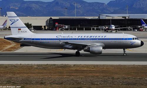 D-AICA - Condor  Airbus A320-212