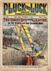 Pluck and Luck Dime Novel Pulp Magazine: The Search for King Solomon's Mines
