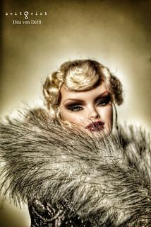 """Veronique Perrin"" Blond Ambition"