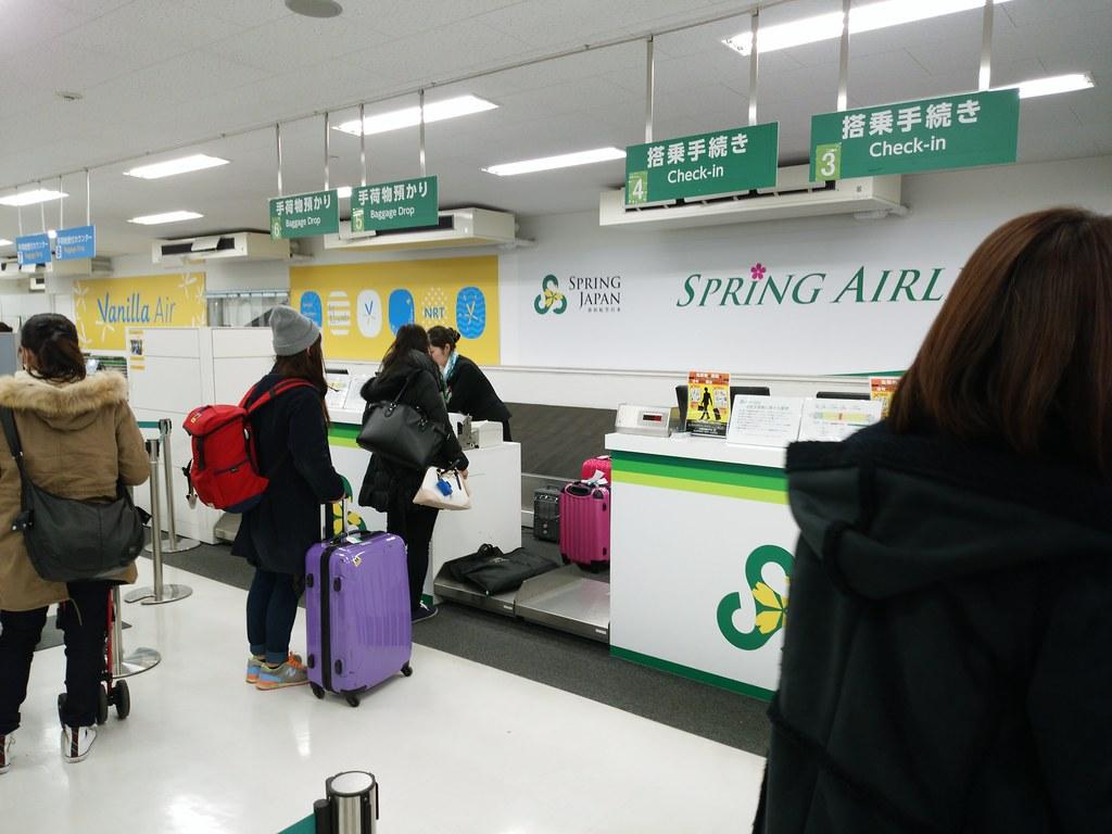春秋航空(スプリングジャパン)