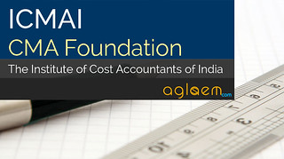 CMA Foundation Exam - ICMAI