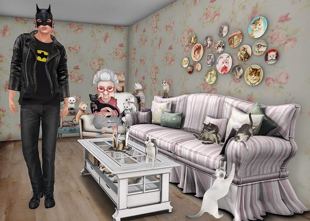 """""""I Have To Admit Catwoman, You Are Not As I Expected"""""""