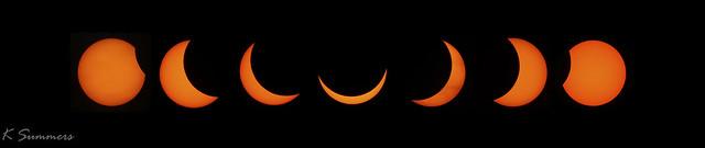 Solar Eclipse March 20th 2015