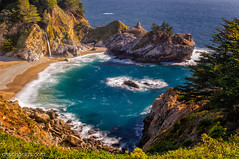 Lazy afternoon at Pfeiffer Beach State Park