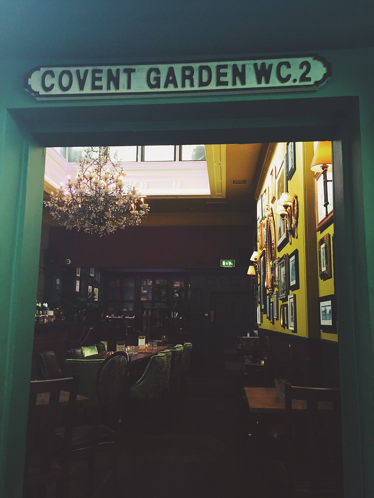 Mabel's Covent Garden