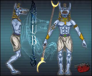 Anubis StyleSheet  [ by nemoriko ]