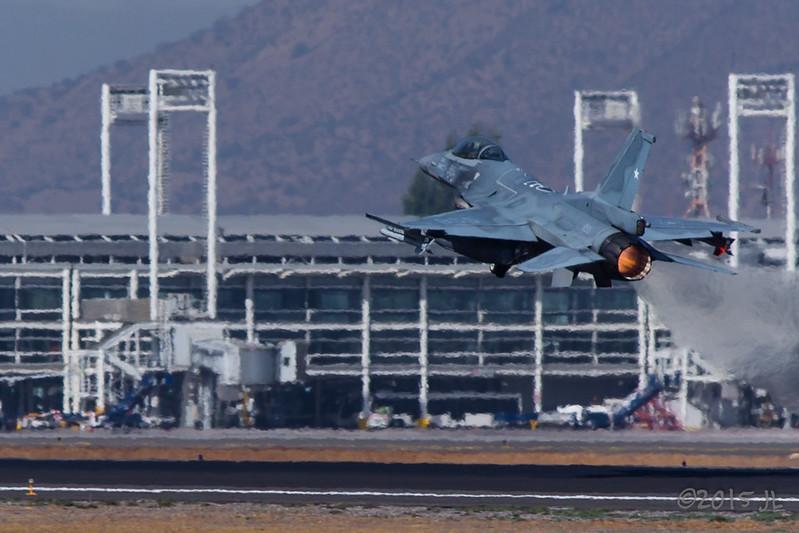 F16 Aniversario FACH