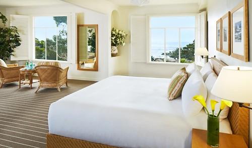 La Playa Carmel Guestroom1