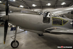 43-11727 - USAF - Bell P-63E Kingcobra - Pima Air and Space Museum, Tucson, Arizona - 141226 - Steven Gray - IMG_8914