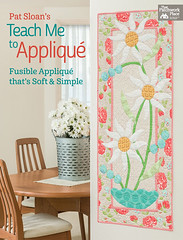 Teach me to Applique by Pat Sloan