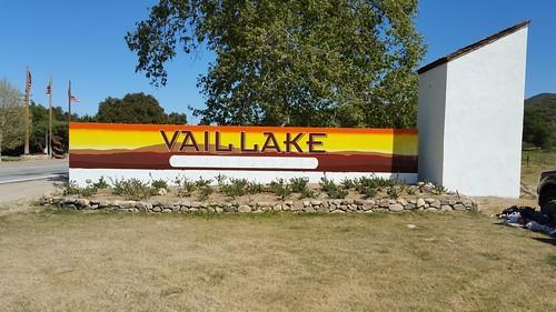 Vail Lake Monument Mural