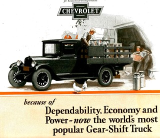 1927 Cherolet Truck