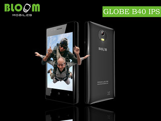 Bloom Smartphone GLOBE  B40 IPS