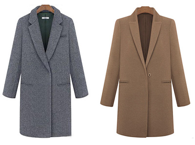 Shopping For Coats: Budget