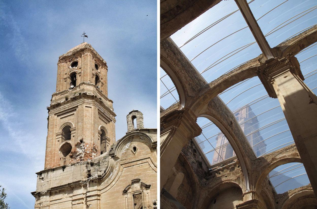 iglesia sant pere_corberad'ebre_patrimonio_campanario