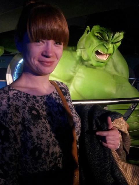 Hulk Out