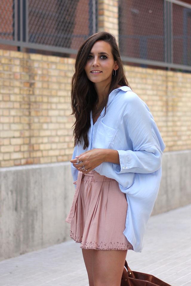 bleu blouse coohuco 14