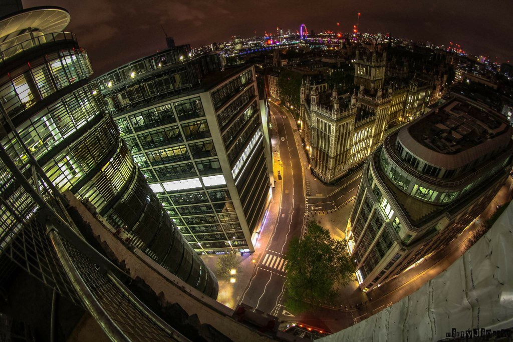 Another London Rooftop May - Epic photos taken from the rooftops offer a new perspective of london