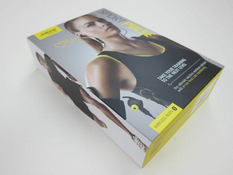 Jabra Sport Pulse - Box