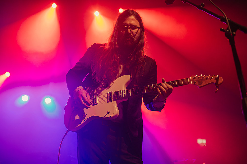 Matthew E White @ Village Underground 20/03/15