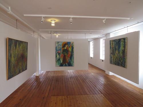 Andreas Bøe - utstillinga