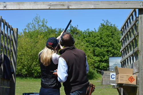 Clay Pigeon Shoot 213