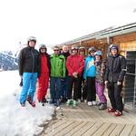 Skiweekend 2014, Lenk