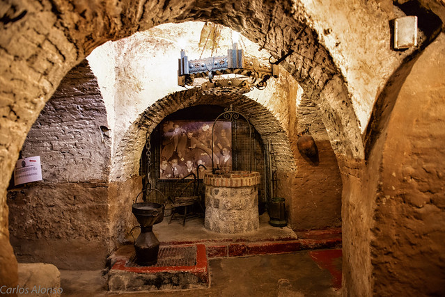 Bodega subterranea, Aranda de Duero