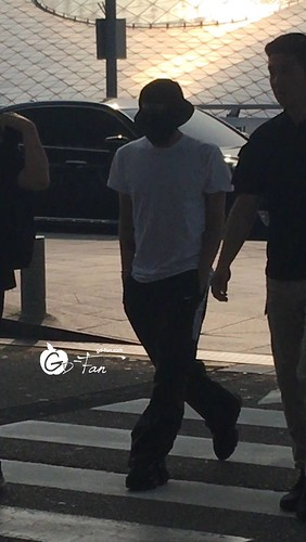 BIGBANG Departure Seoul Incheon to Foshan 2016-06-10 (101)
