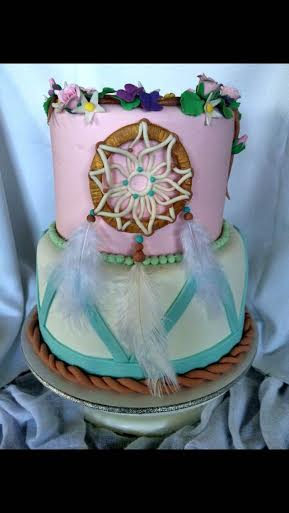 Cake by Aimee Maturan