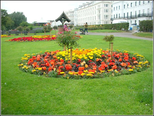Crescent Gardens at Filey,