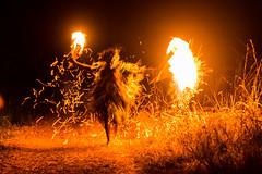 Esprit Bwiti en feu