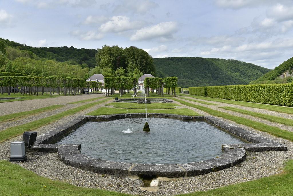 Fontaine et jardins   Stephane Mignon   Flickr