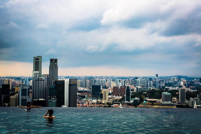 Singapore / Bali 22.02.-01.03.2015