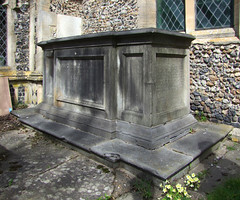 tomb of William Sancroft