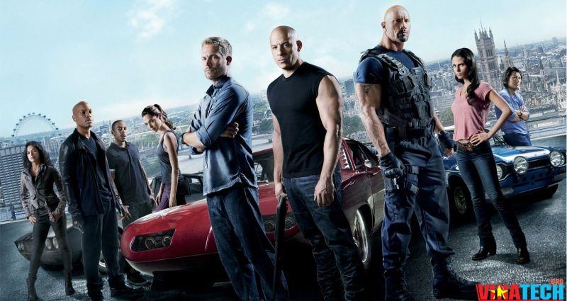 Download phim Fast And Furious 7 – Quá nhanh quá nguy hiểm full HD