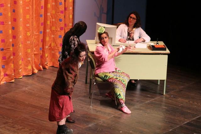 AionSur 16488370614_3beb303d78_z_d El público acoge al Zardiné con risas que sirven de terapia Agenda Cultura