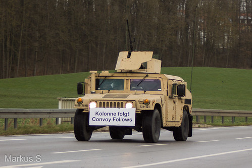 Dragoon Ride federal highway 14 junction Federal Highway 299 between Amberg and Hirschau Germany-03