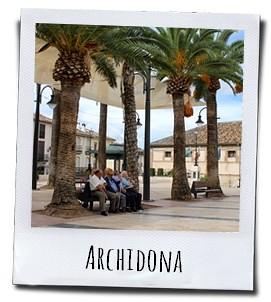 Archidona was tijdens de Moorse overheersing de hoofdstad van de provincie Malaga