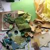yellow and green. #makeartthatsells #abstractart #tanisalexisart #art
