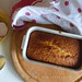 almond cake by littlecottonrabbits