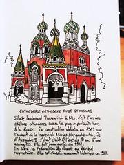 Eglise Russe à Nice