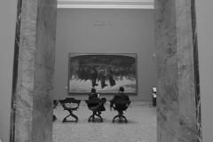 Milan - Pinacoteca di Brera Human Flood Pelliza