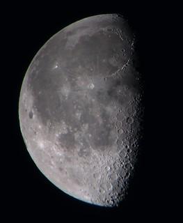 Moon Mar 12th 2015