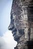 Cambodia : Siem Reap, Angkor Thom, Prasat Bayon #23